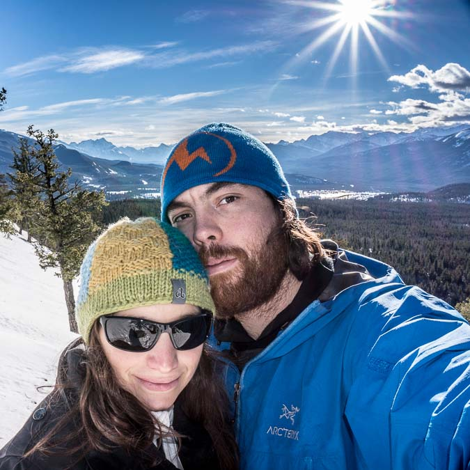 Let's Roll Travel Blog - My favorite travel companion? My Wife!