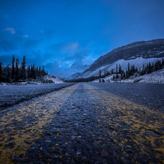Travel Your Way: Roadtrip through the Canadian Rockies.