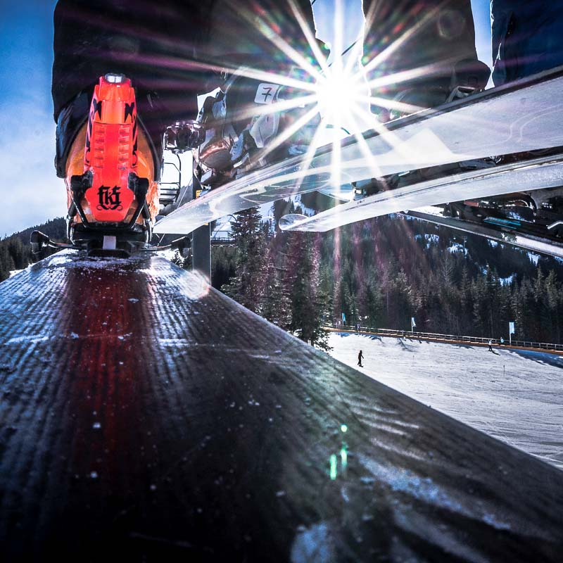 It took all day, but we skied every lift on Whistler Blackcomb!