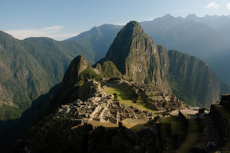"""Discover Peru: Machu Picchu by <a ref=""""https://www.flickr.com/photos/funkz/"""">Funkz on Flickr</a>"""