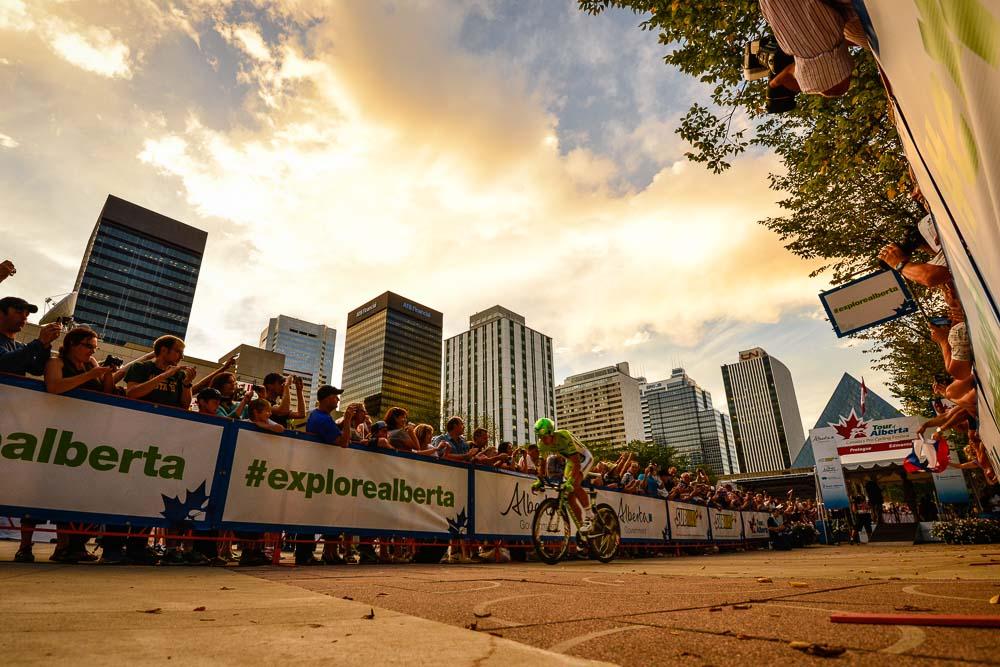 Peter Sagan, Edmonton Prologue, Tour of Alberta