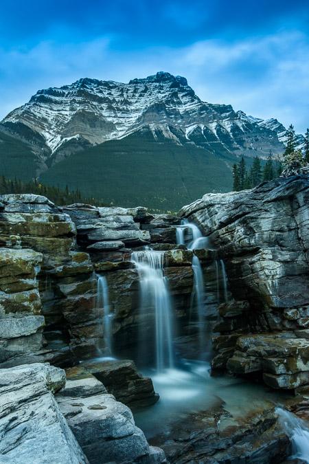 MyJasper Print Sale: Athabasca Falls