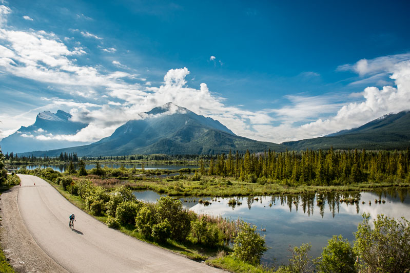 3 Western Canadian Adventures: Cycling the icefield Parkway
