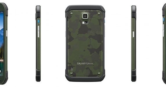 First Impressions: Samsung Galaxy S5 Active