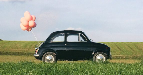 KitKat_Ch's famous Fiat500 in the Swiss Countryside