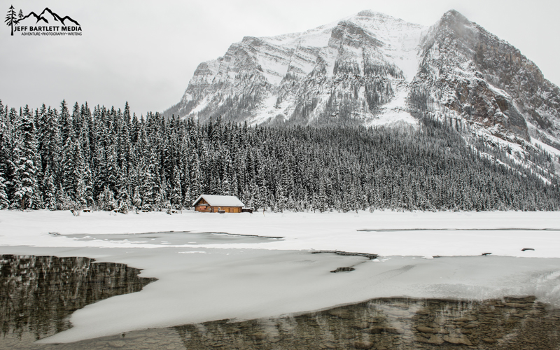 Alberta Winterlust: Winter at Lake Louise
