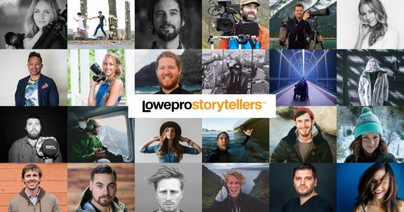 Becoming a Lowepro Storyteller