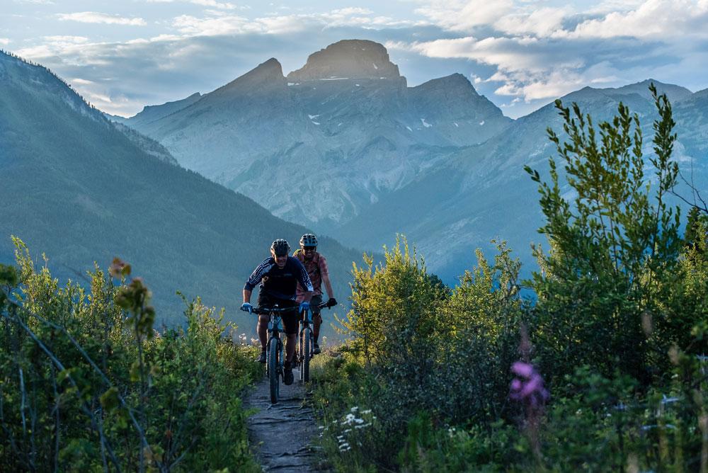 More fernie mountain biking gold