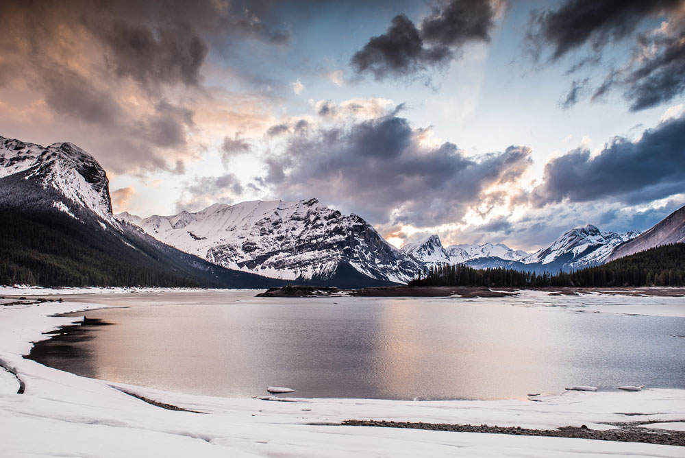Dramatic scenes in the Canadian Rockies will be my testing ground for new Eddie Bauer gear