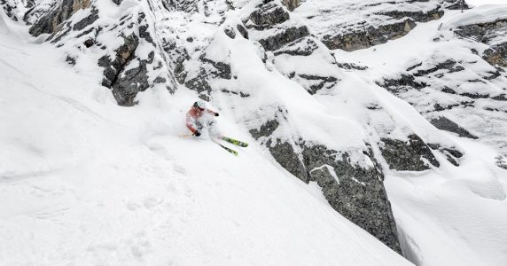 Kicking Horse Coffin Chute