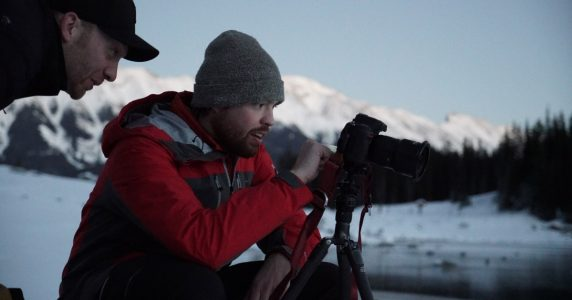 Behind the lens with Jeff Bartlett