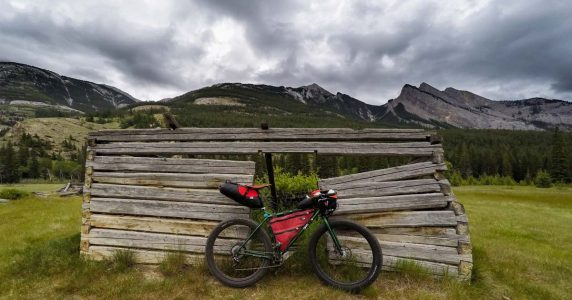 Bikepacking the Alberta Rockies 700