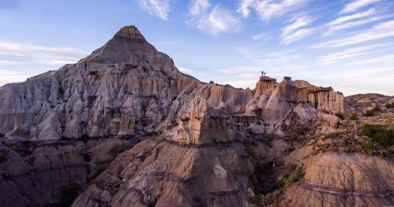 Makoshika State Park Badlands are one reason to take an eastern montana road trip