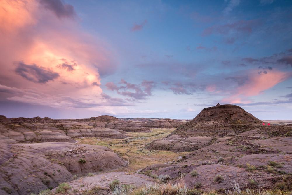 Explore saskatchewan and its valley of 1000 devils