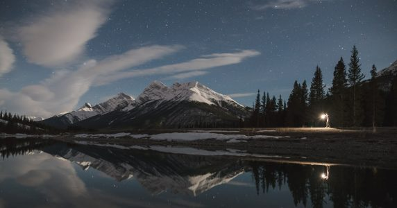 a night sky photography tutorial with Jeff Bartlett Media and UCO Gear