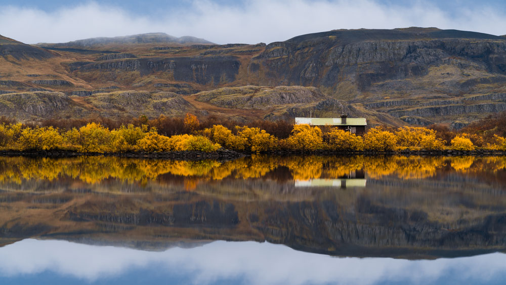Chasing Iceland autumn colors across the north led to some surprising photography locations