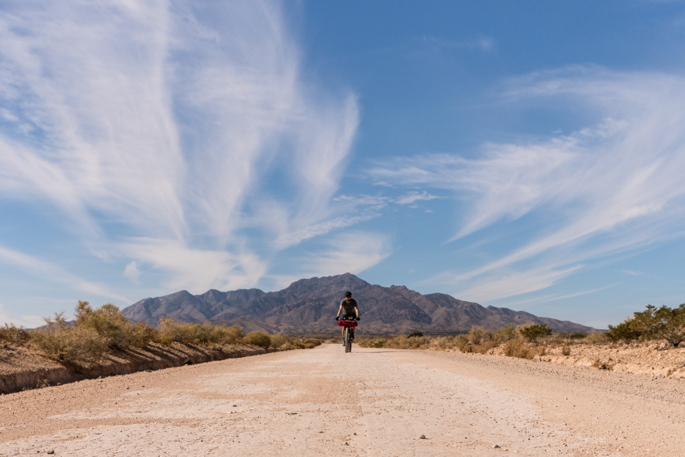 Bikepacking the New Mexico Off-Road Runner