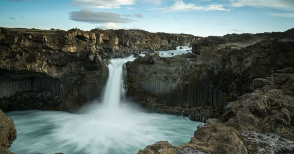 How to photograph a waterfall? It's all about shutter speed.