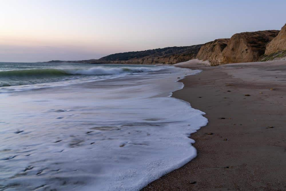 Santa Rosa Island is home to endless beaches that have never seen a crowd.